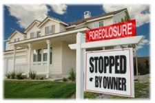 Can I save my home from foreclosure with bankrupty?